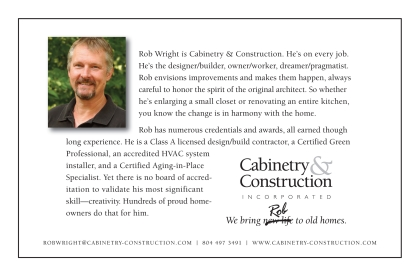 We bring Rob Wright to new homes