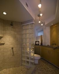Zen-like bath remodel in Richmond VA